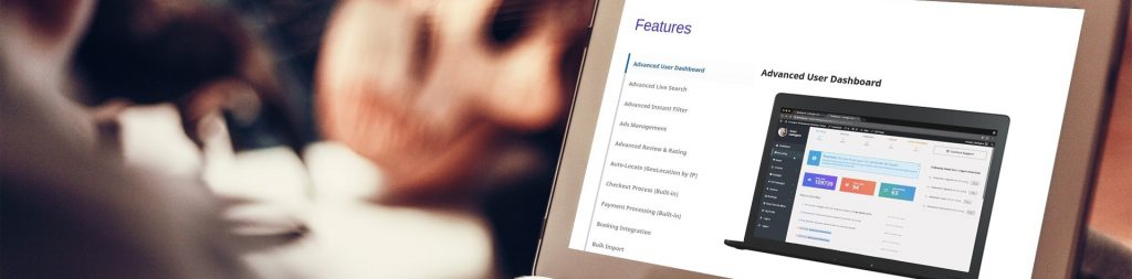 ListingPro - Features - WordPress Directory